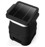 Monster  Solara Solar Powered Outdoor Bluetooth Speaker