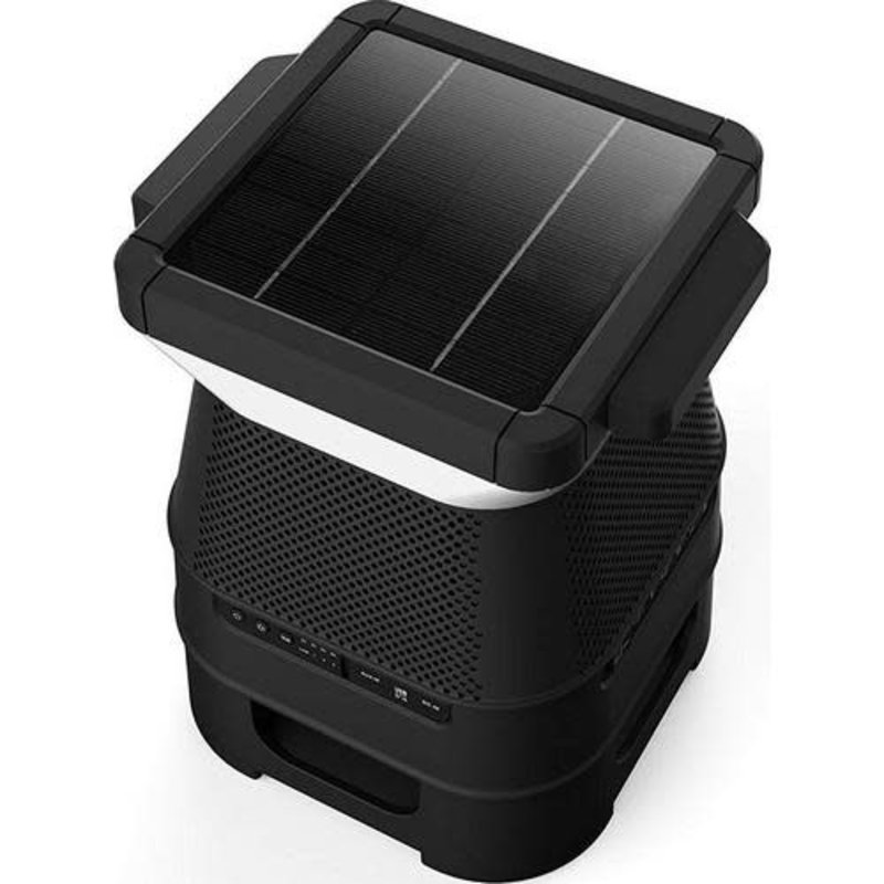 Solara Solar Powered Outdoor Bluetooth Speaker