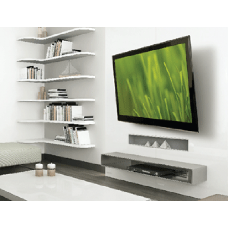 """Secura Full-Motion Wall Mount For 40""""-70""""  flat-panel TVs"""