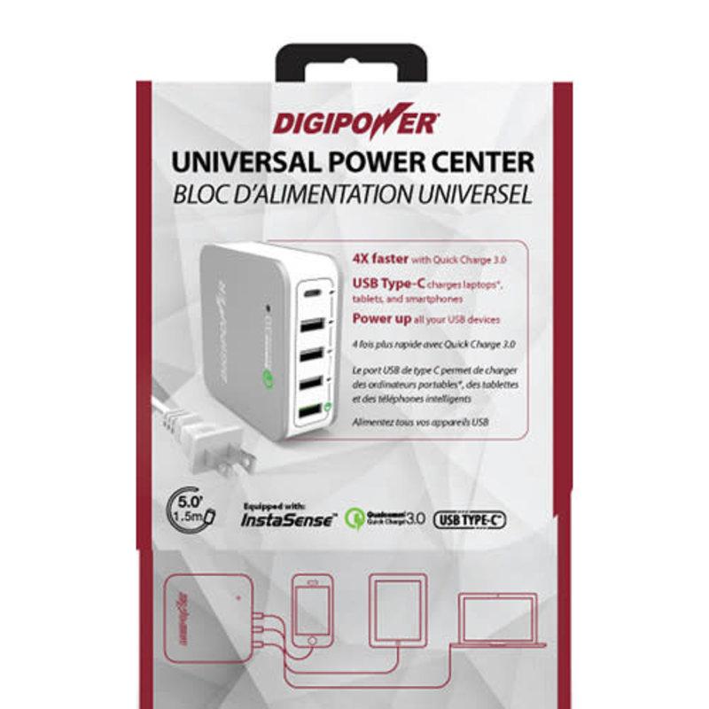 5-Port USB Power Centre