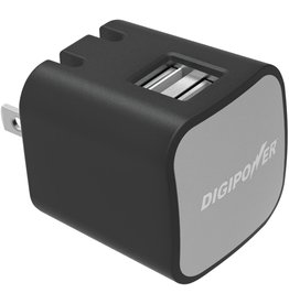 Digipower 3.4a DUAL USB HOME CHARGER
