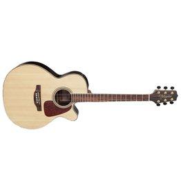 Takamine Nex Cutaway Acoustic-Electric Guitar, Natural