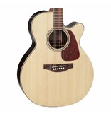 Takamine Nex Cutaway Acoustic-Electric Guitar, Natural