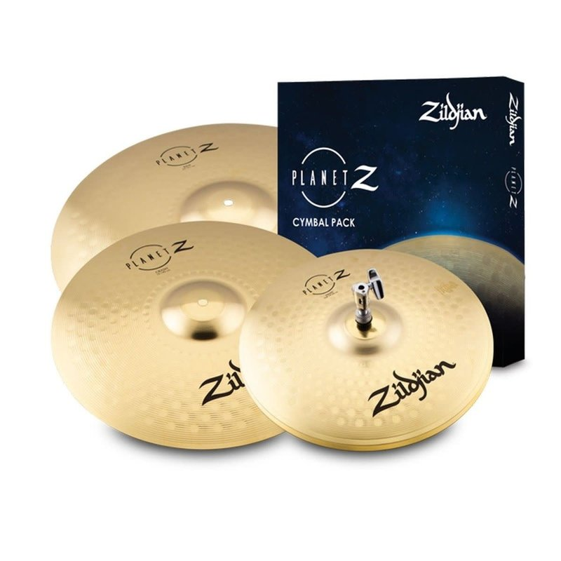 Zildjian PlanetZ Cymbal Pack (14 Hats, 16 Crash, 20 Ride)