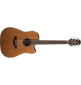 Takamine Dreadnought Cutaway Acoustic-Electric Guitar