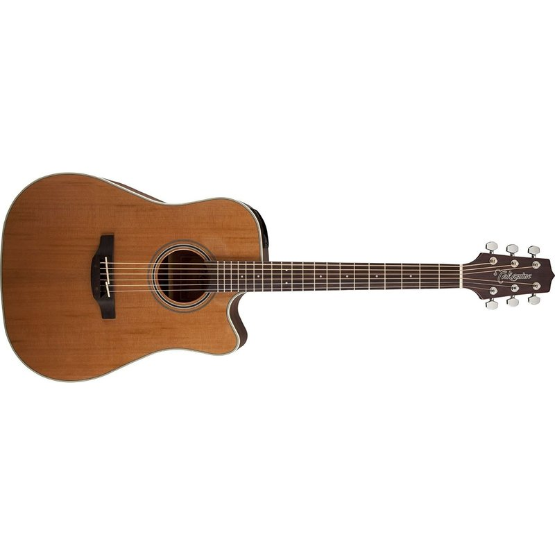 Dreadnought Cutaway Acoustic-Electric Guitar