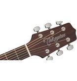Takamine Dreadnought Cutaway Acoustic-Electric Guitar, Natural