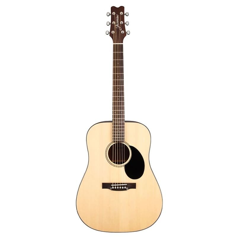 J Series Dreadnought Acoustic Guitar - Natural