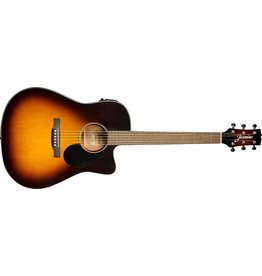 Jasmine J-Series Acoustic-Electric Guitar, Sunburst