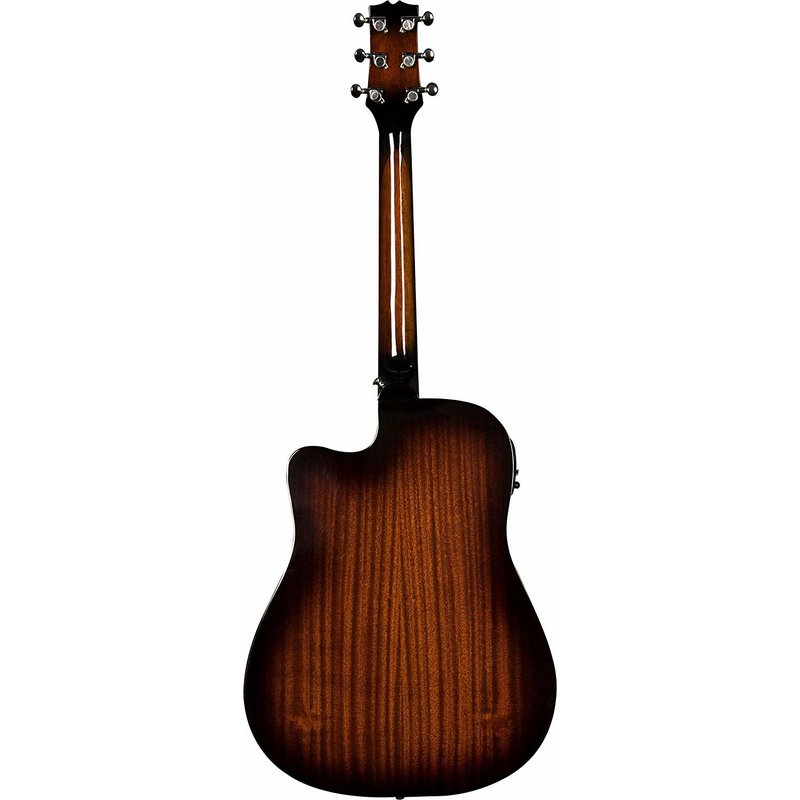 J-Series Acoustic-Electric Guitar, Sunburst