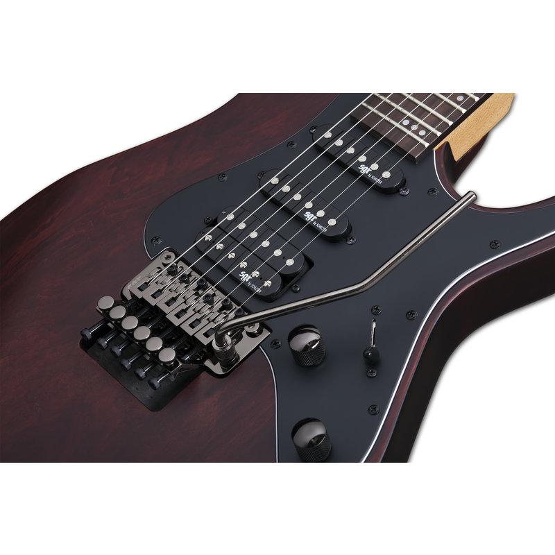 Banshee-6 SGR Electric Guitar - Walnut Satin