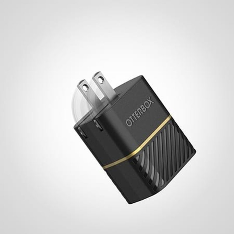 USB-C and USB-A Fast Charge Dual Port Wall Charger
