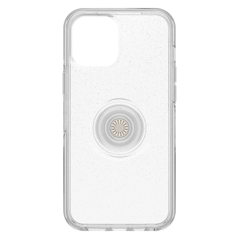 Otterbox Otter+Pop Symmetry Clear Case for iPhone 12 Pro Max