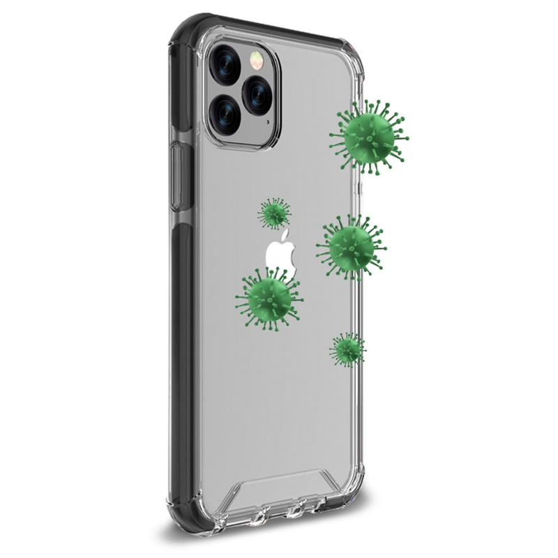 Blu Element Antimicrobial DropZone Rugged Case Case for iPhone 12/12 Pro