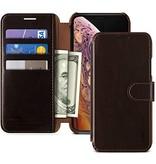 VRS Design Vrs Design Layered Dandy iPhone XS Max Dark Brown