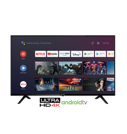Skyworth 55'' UC6300 4K UHD Smart Android TV powered by Google