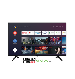 Skyworth 50'' UC6300 4K UHD Smart Android TV powered by Google