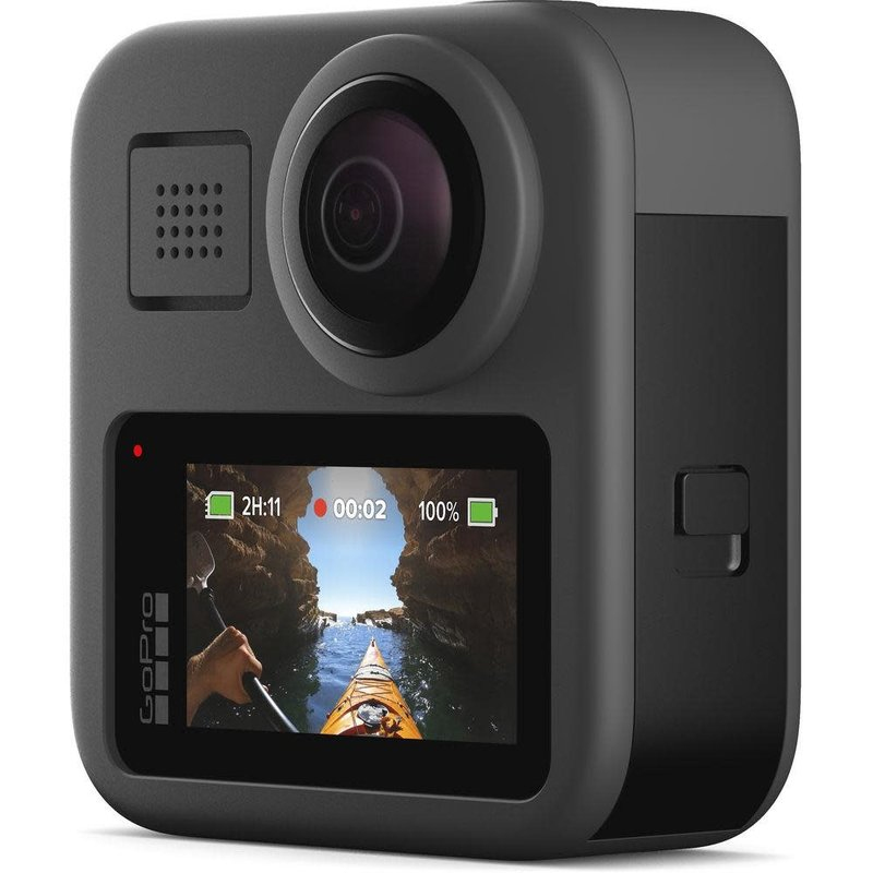 Max 360 degree Sports Camera