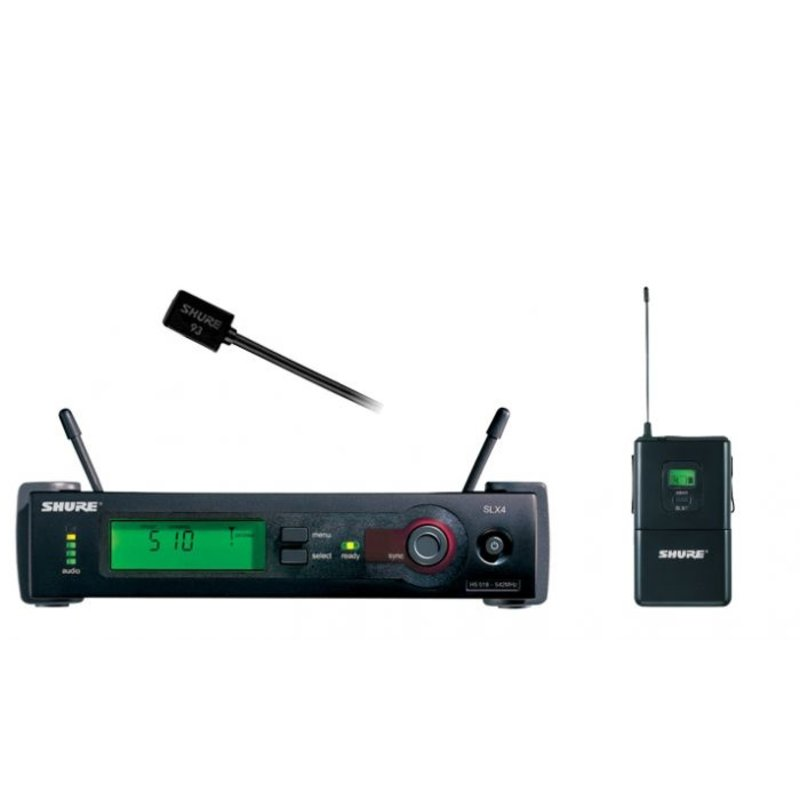 Uhf Wireless Lapel Mic System