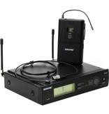 Shure Uhf Wireless Lapel Mic System