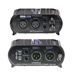 ART DUAL-RDB - 2ch ReAmp Box /DI