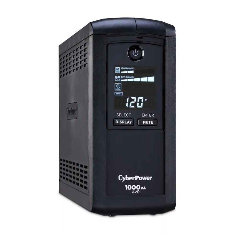 1000VA Battery BackUp w/LCD