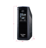 CyberPower 1500VA Battery BackUp w/LCD