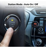 Bluetooth FM Transmitter for Car
