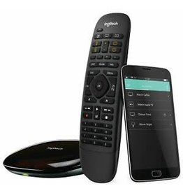 Harmony Remote Smart Control Remote - 8 Device, Wi-Fi & Bluetooth