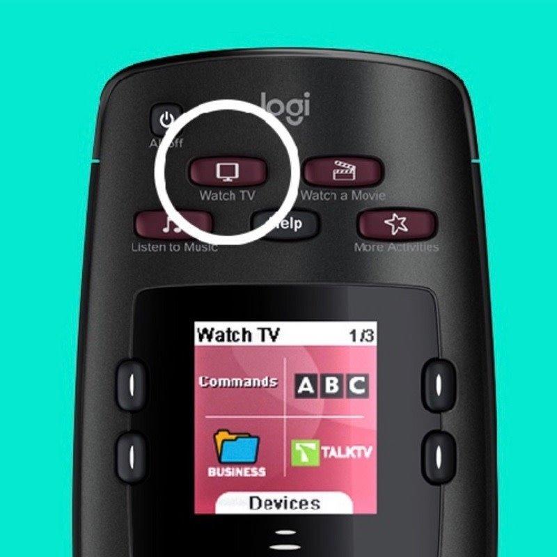 10 Device Smart Universal Remote