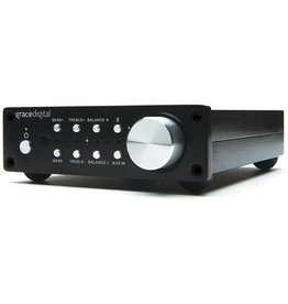Grace Digital Audio BTAR512 - 100 WATT Bluetooth Stereo Amp