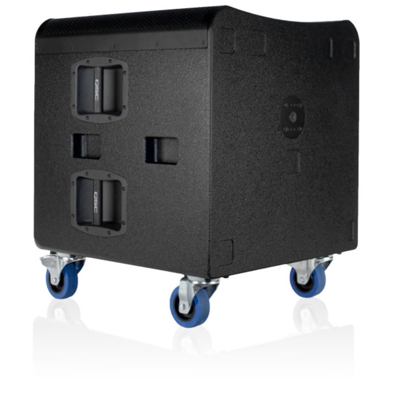 Single 18in Passive Subwoofer -800W with Speaker Pole