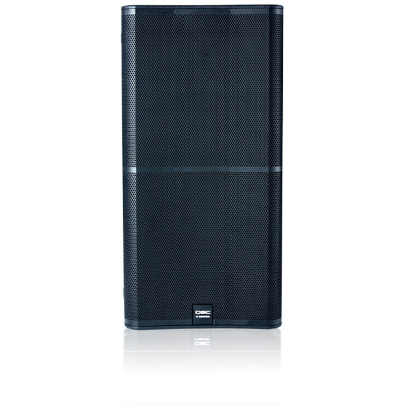 Dual 18in Passive Subwoofer -1600W with Speaker Pole