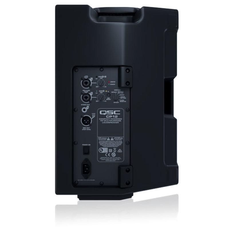 12 Inch Powered Loudspeaker
