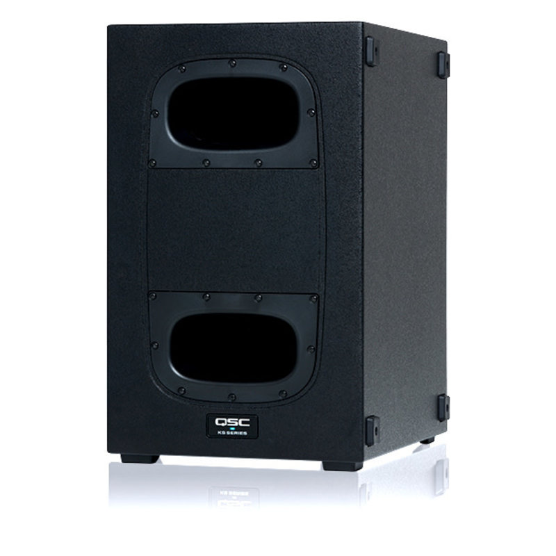 12 Inch Powered Subwoofer -2000W with 4 Casters
