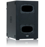 QSC 12 Inch Powered Subwoofer -2000W with 4 Casters
