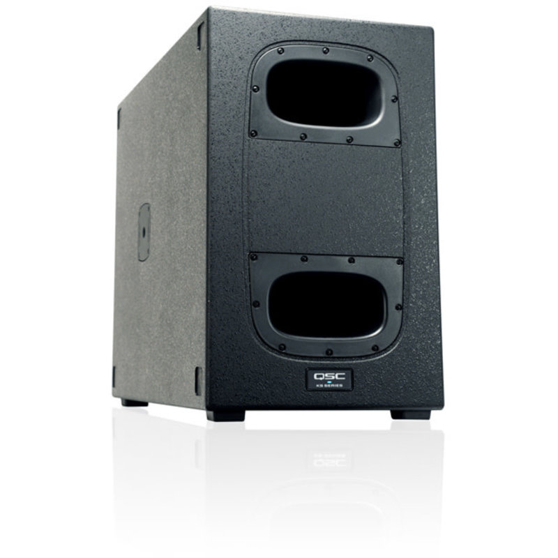 Dual 12 Inch Cardiod Subwoofer -3600W with Pole and Casters