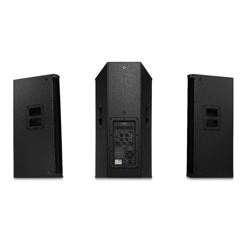 2 Way 1000W Powered Speaker -60x60 15/1.75 Drivers