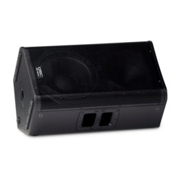QSC KW122 - 2 Way 1000W Powered Speaker -75x75 12/1.75 Drivers