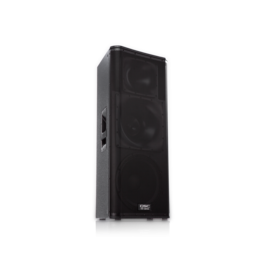 QSC KW153 - 3 Way 1000W Powered Speaker -75x75 15/6.5/1.75 Drivers