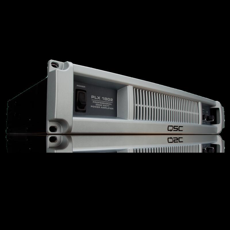 QSC PLX 2 Channel Amplifier