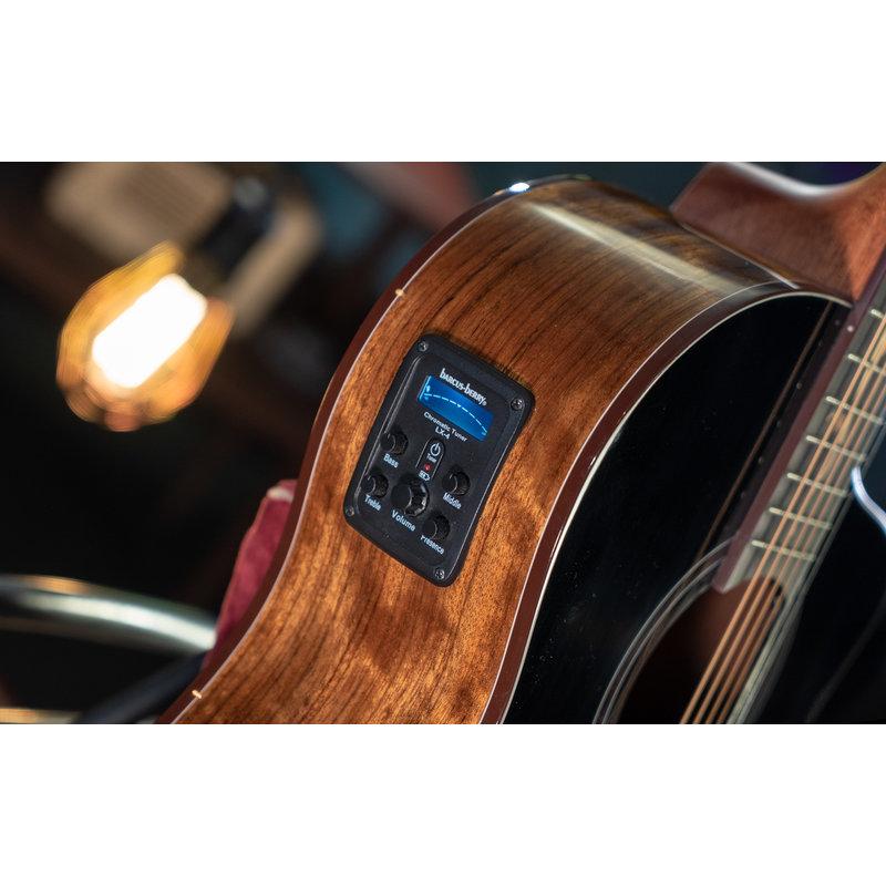 Bella Tono Studio 9 Vine Acoustic Guitar CE Spruce/Walnut