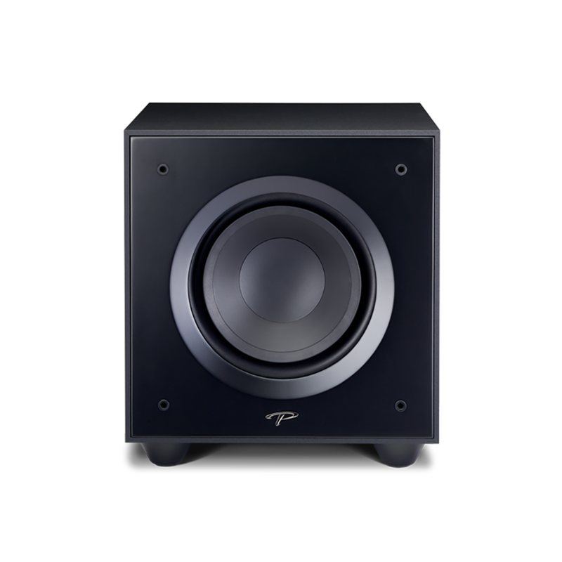 Defiance V Series 10-in Subwoofer – Satin Black