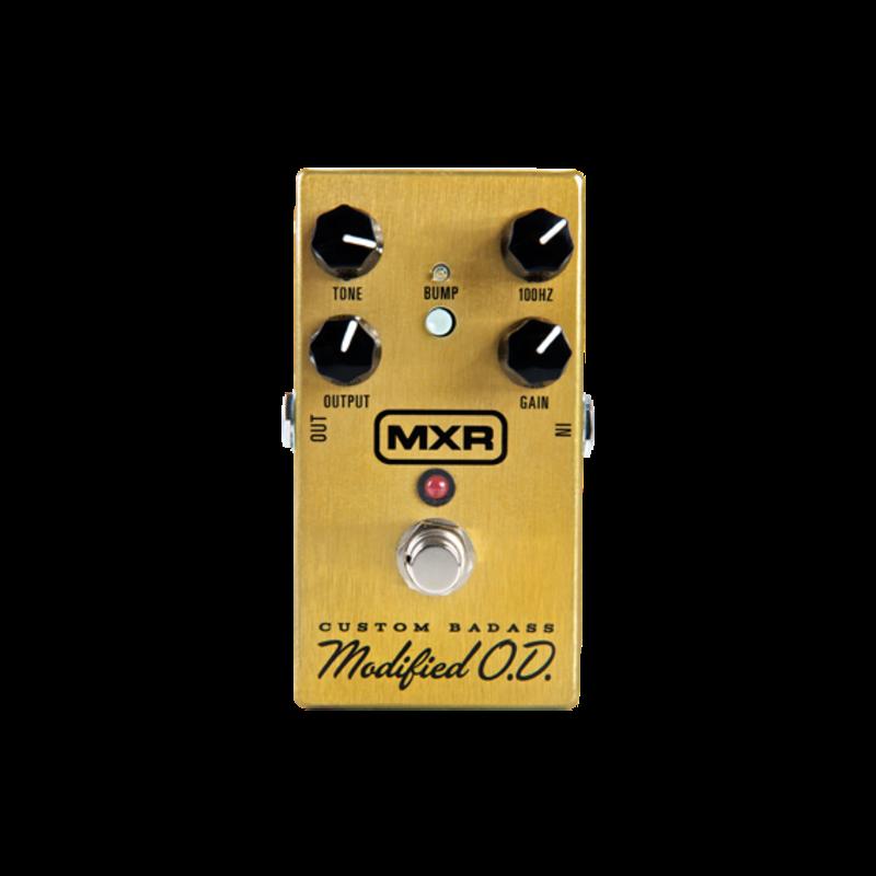 MXR Badass Modified Overdrive