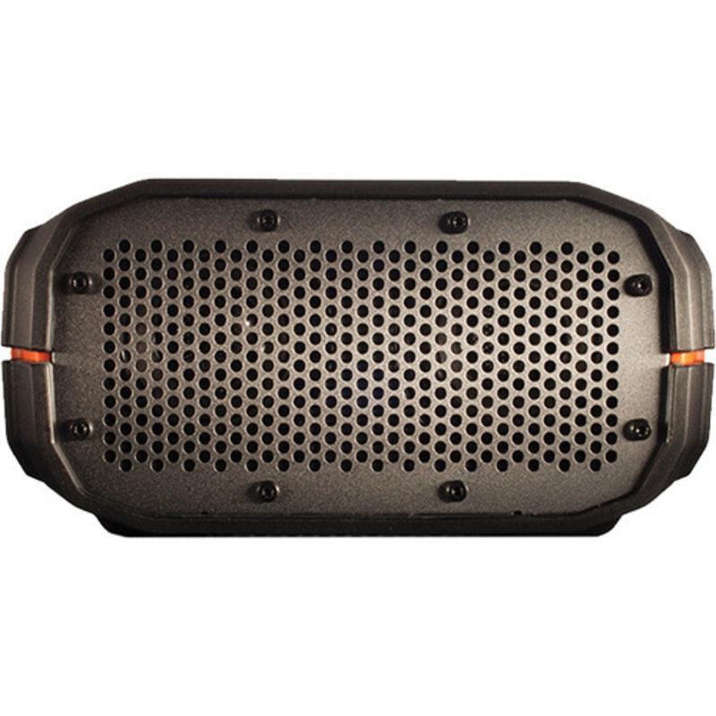 Brv1 Water Res. Bluetooth Speaker - Black/Orng