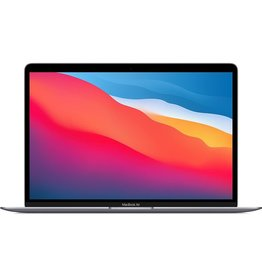 Apple 13-inch MacBook Air, M1 Chip, 256 GB SSD, 8 GB Ram
