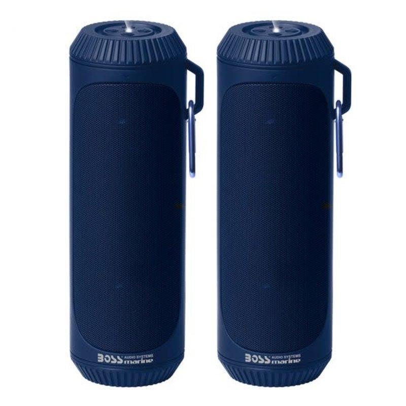 Bolt IPX4 Bluetooth Speaker Set (Pair)