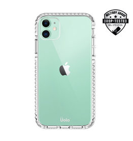 Uolo Soul POP Case, iPhone 11/ XR, Clear