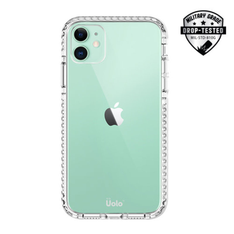 Soul POP Case, iPhone 11/ XR, Clear