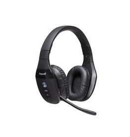 BlueParrott Advanced noise-cancelling Stereo BT Headphones w/Microphone